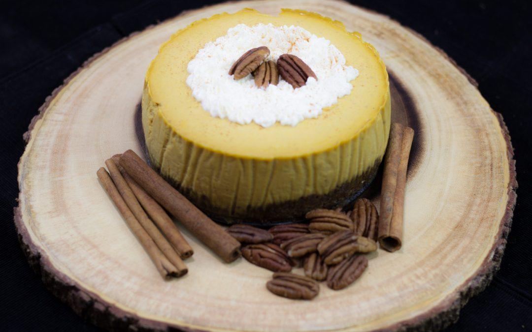 Pumpkin Cheesecake in Instant Pot