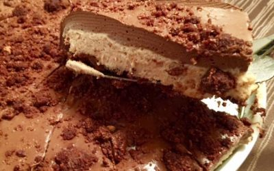 Almond Chocolate Pie – Perfect for Keto Diets!