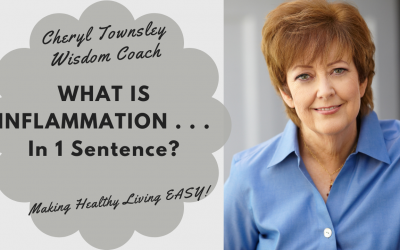 What is Inflammation – In One Sentence?