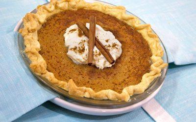 Applesauce Pie